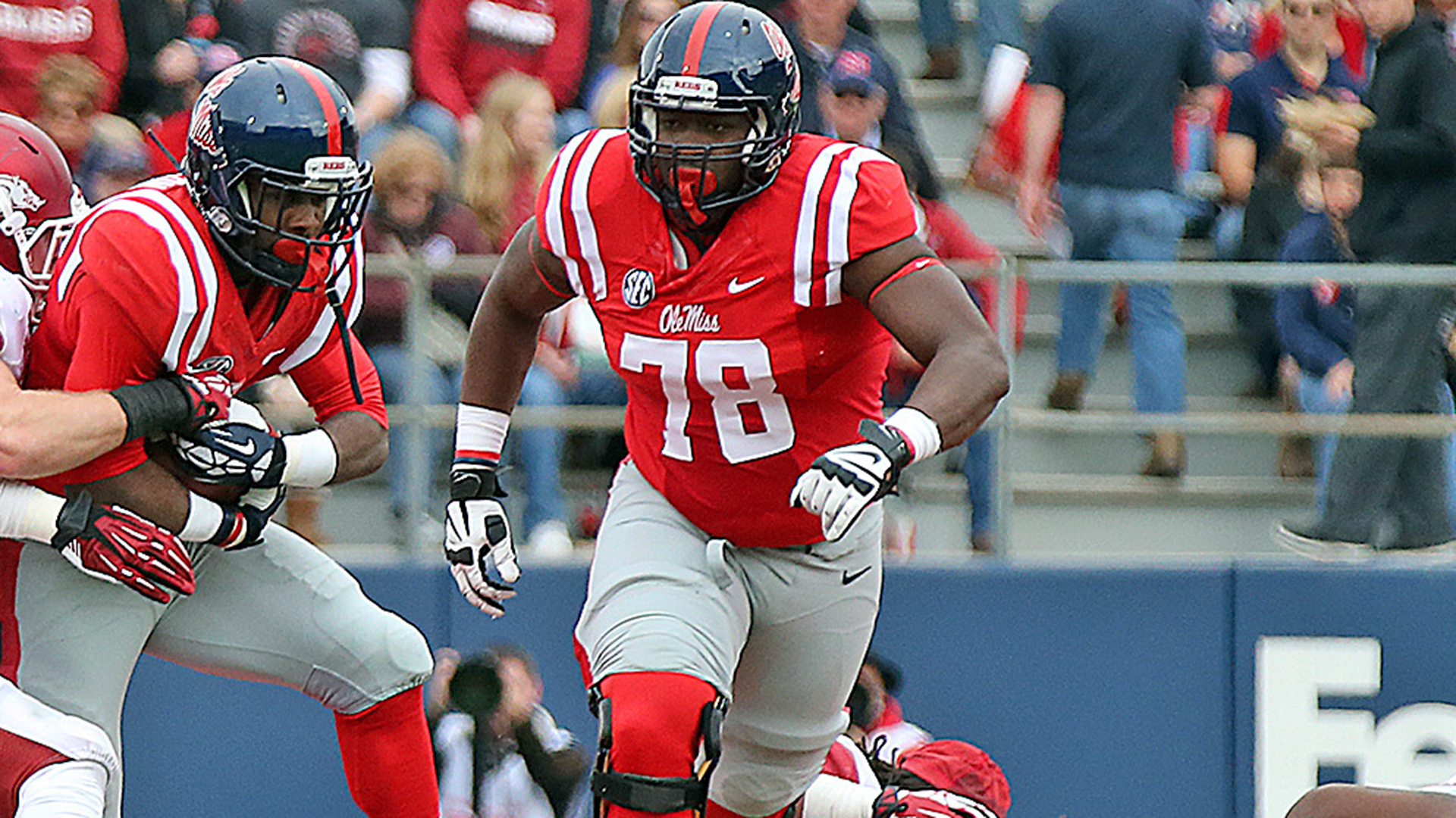 Ole Miss tackle Laremy Tunsil out again amid NCAA investigation