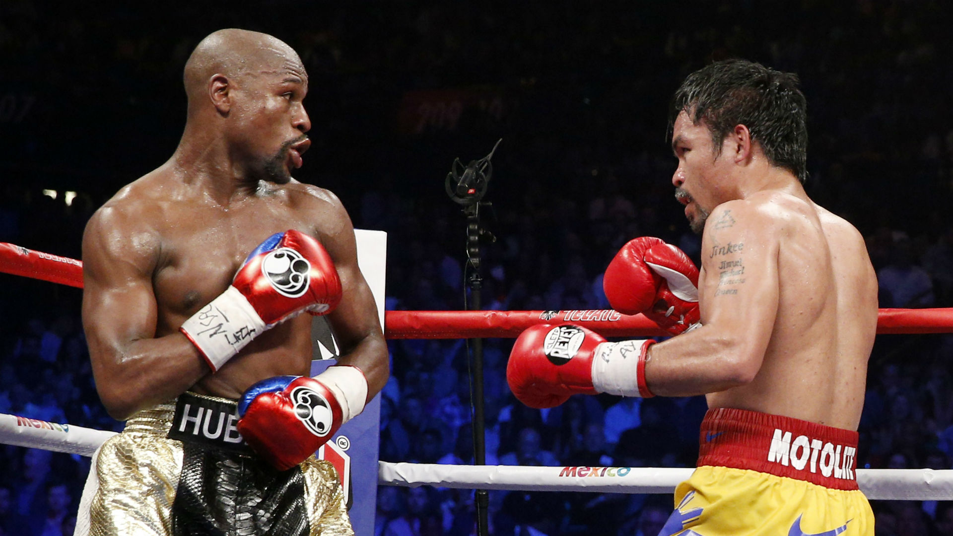 Odds on Mayweather-Pacquiao II posted in Vegas