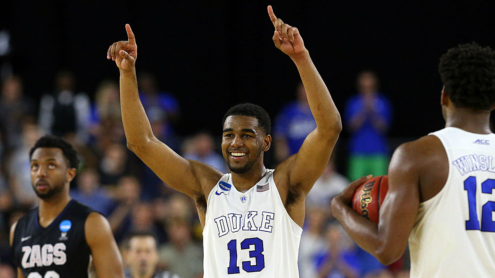 Duke, Wisconsin priced as co-second favorites to win national hoops title