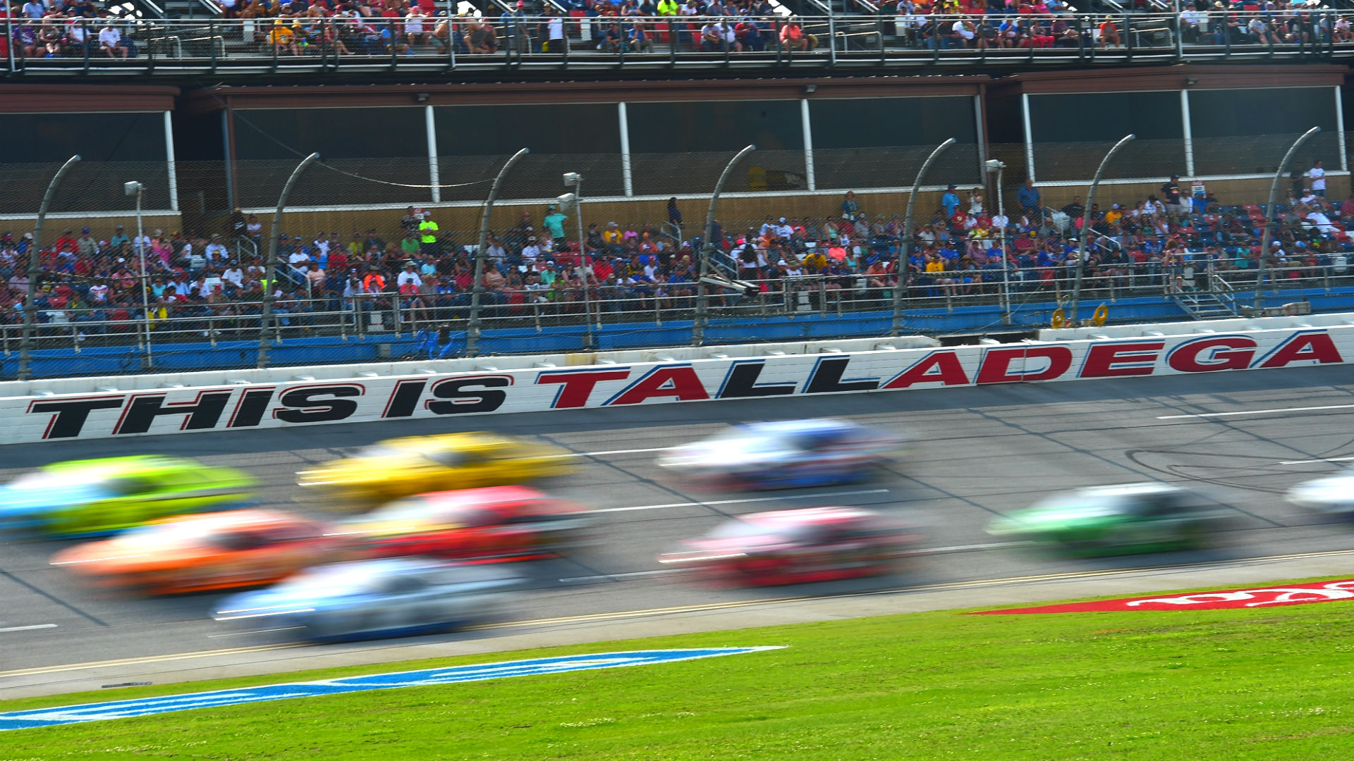 What channel is NASCAR on today? Time, TV schedule for postponed Talladega race