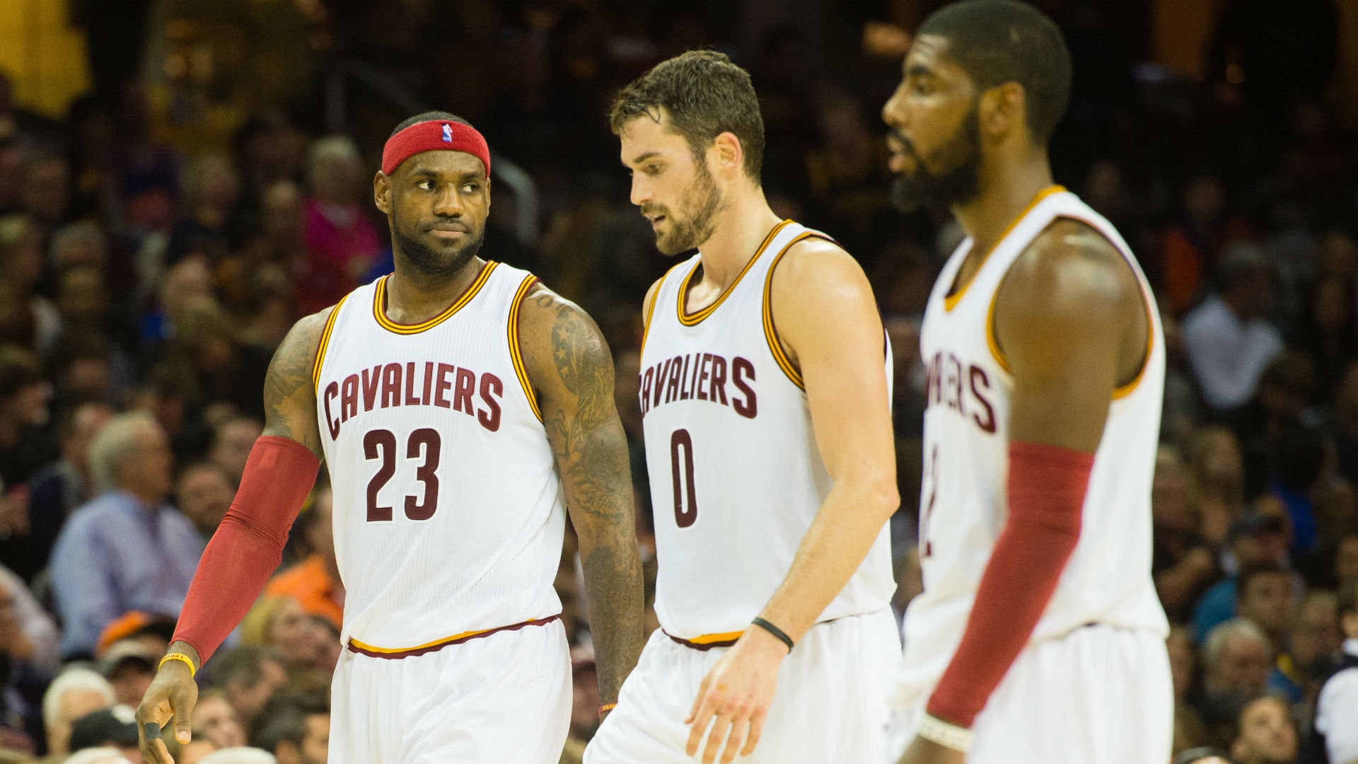 LeBron James concerned with Cavs' lack of playoff experience