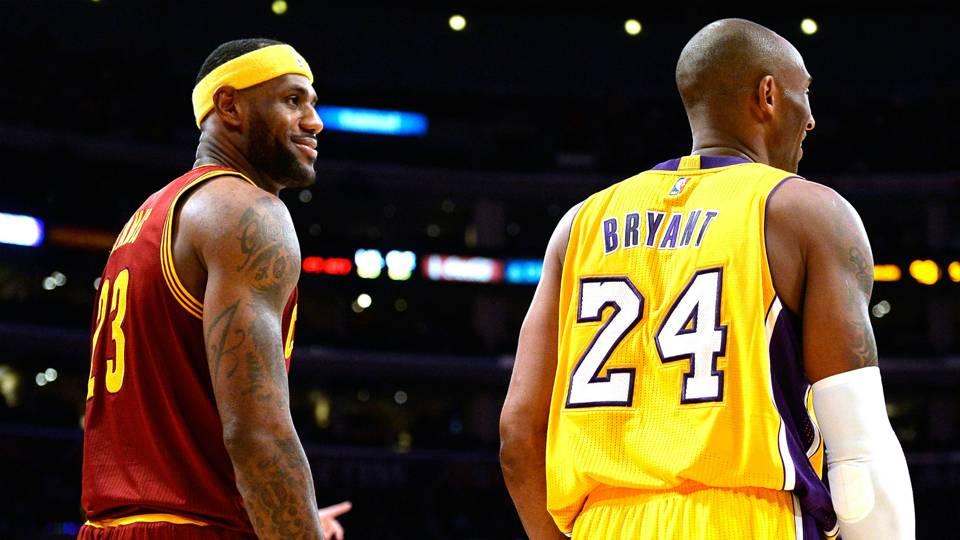 Kobe Bryant nói gì về những kẻ ghét LeBron James tại Lakers? - Ảnh 2.