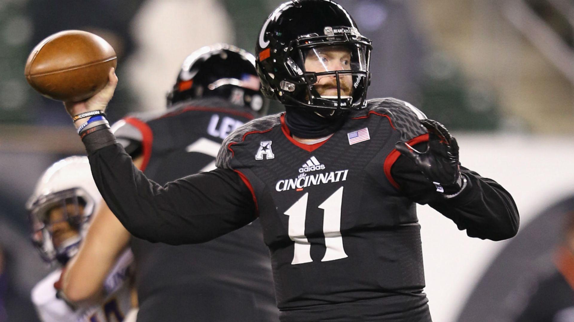 Virginia Tech vs. Cincinnati betting lines and pick –Bearcats lay short price in Military Bowl