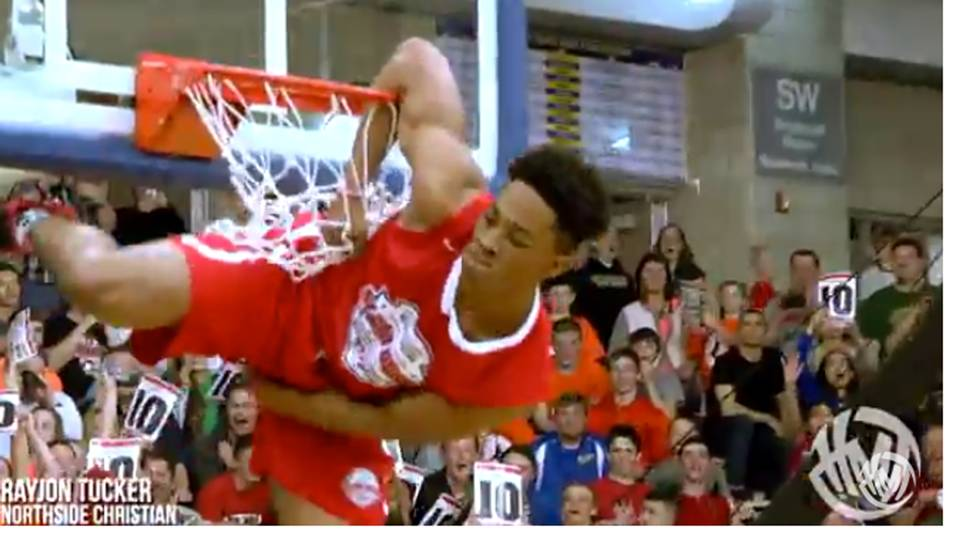 Is this the best high school slam dunk contest of all time ncaa time hs dunk 040615 youtube ftr voltagebd Image collections