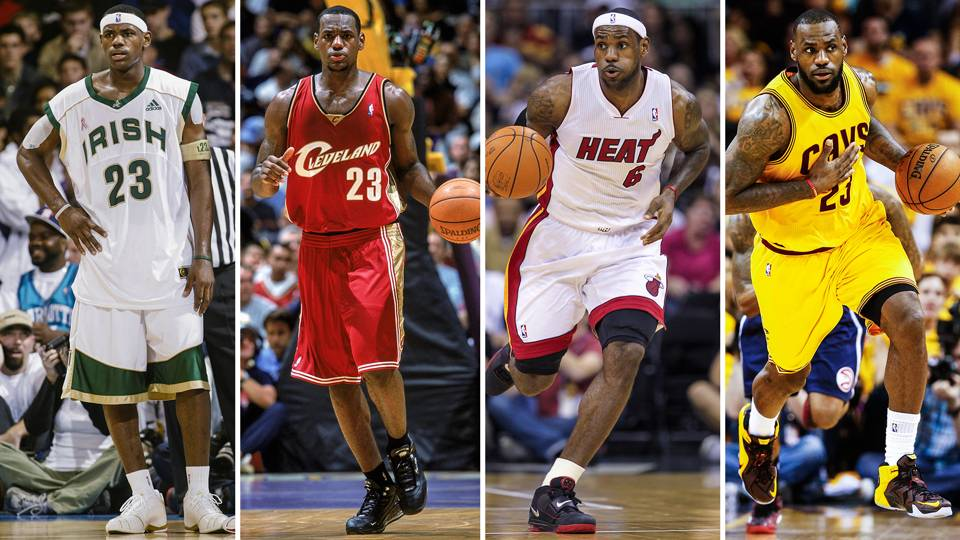 LeBron James ends the debate: He's the best basketball player ever | NBA | Sporting News