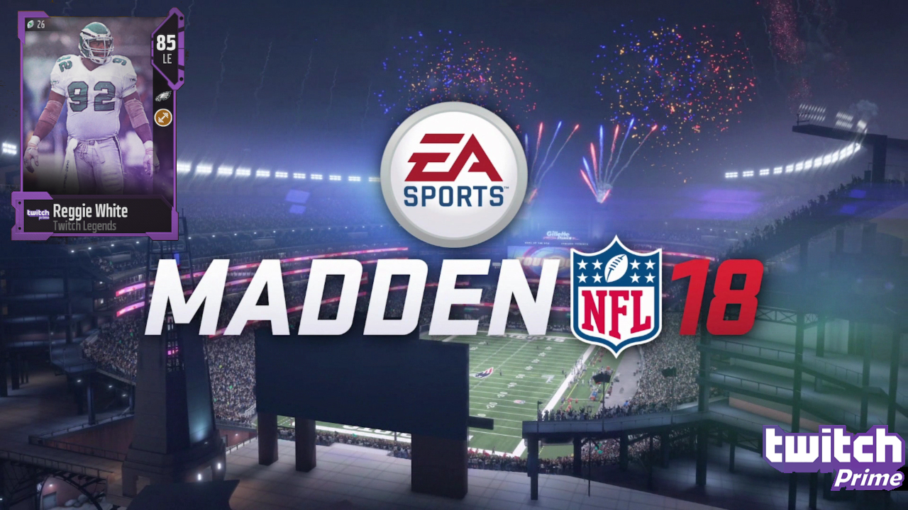 NFL Signs On To Co-Organise, Overhaul Madden 18 Championships