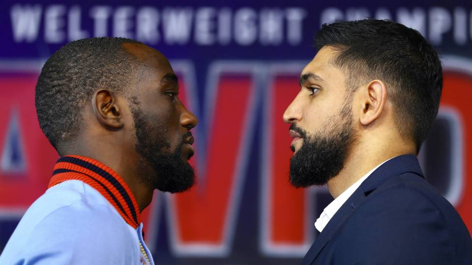 Terence Crawford vs. Amir Khan: Fight time, PPV price, how to watch, live stream
