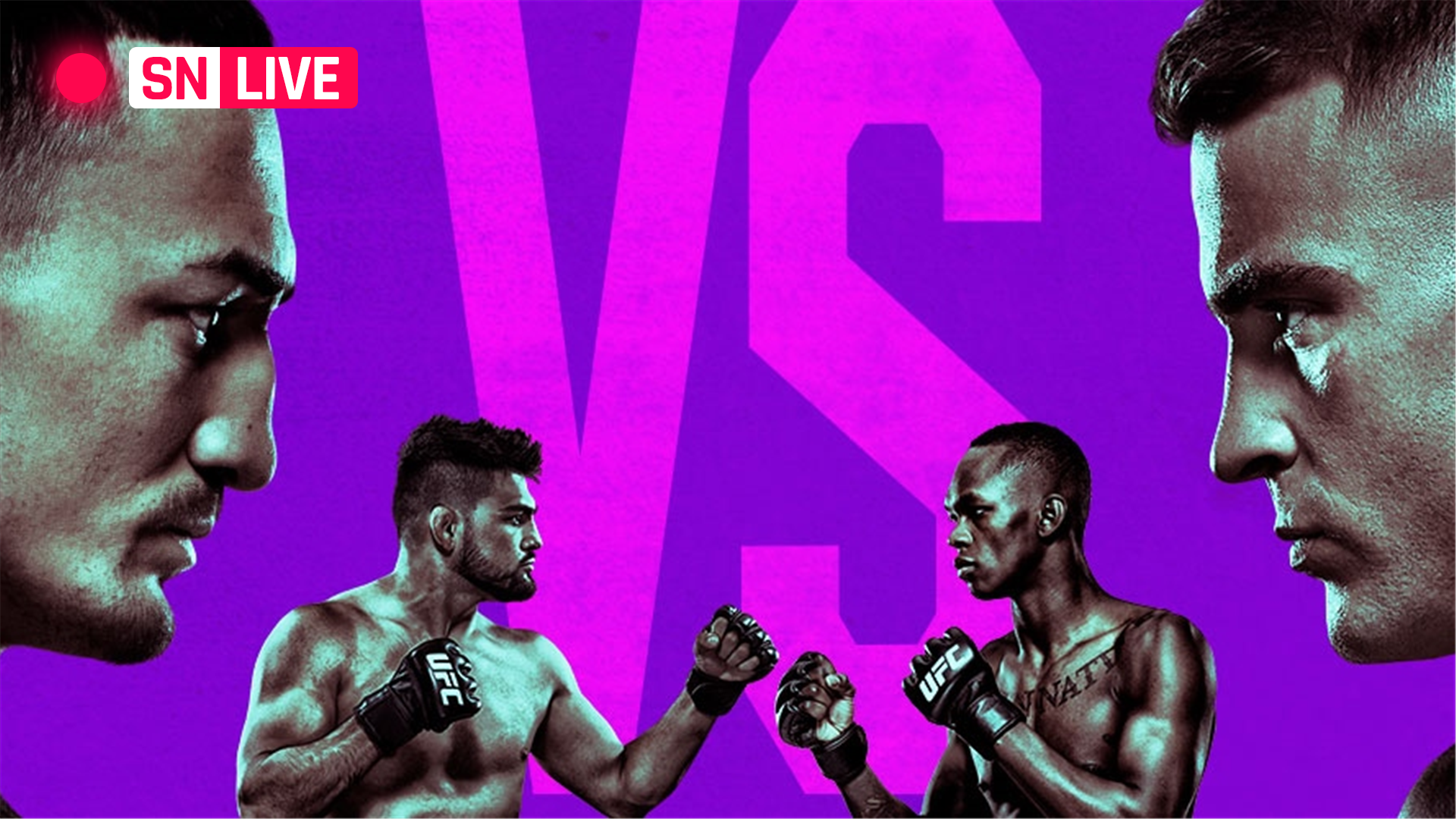 UFC 236: Dustin Poirier, Israel Adesanya claim interim gold in twin instant classics