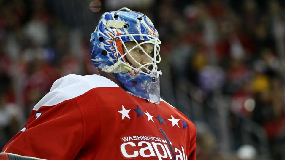 360ea344d13 Capitals sign netminder Pheonix Copley to three-year contract extension