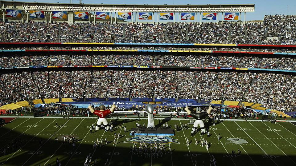 san diego cooking up new stadium plan to lure super bowl. Black Bedroom Furniture Sets. Home Design Ideas