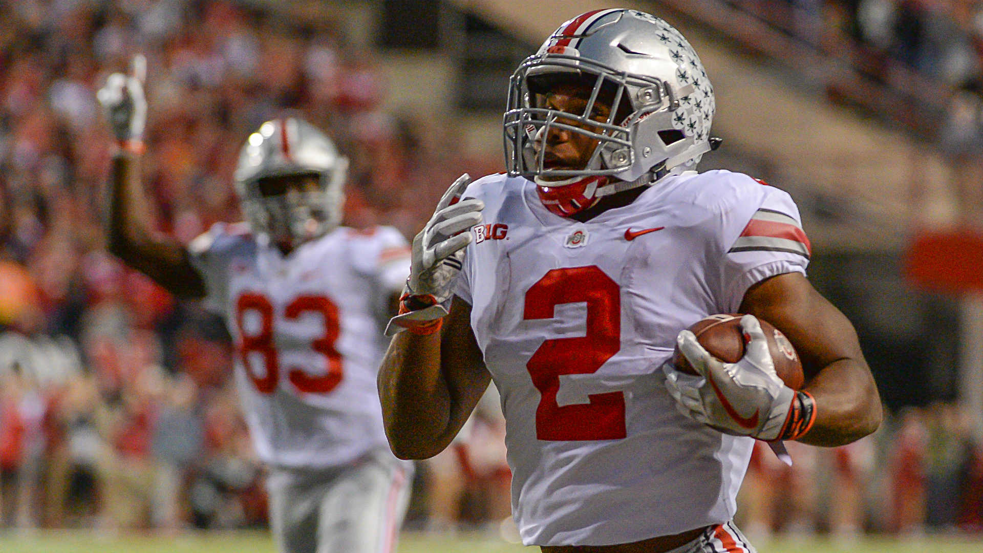J.K. Dobbins: Ohio State's throwback running back of the future | NCAA Football | Sporting News