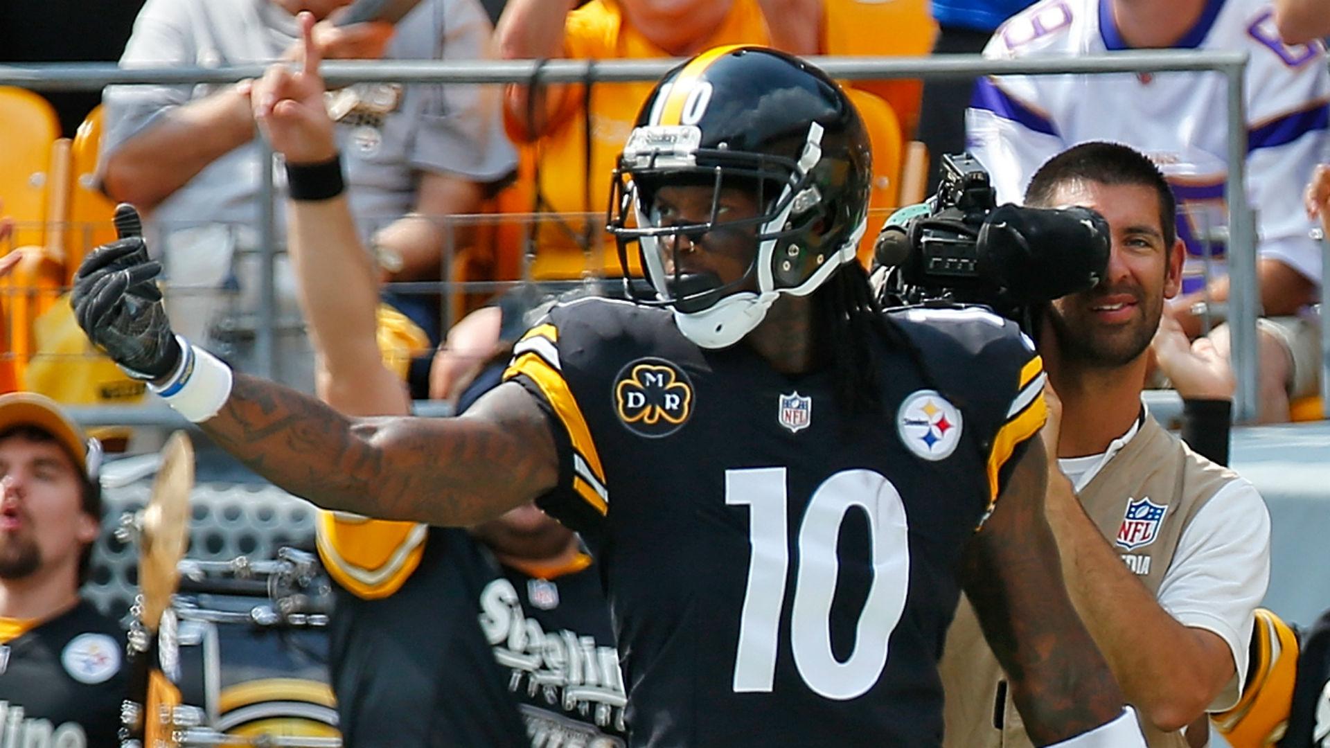 Steelers WR Martavis Bryant s trade request is more fantasy