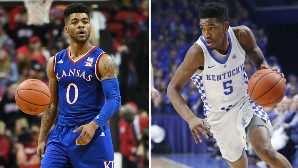 Uk Basketball: Kansas Vs. Kentucky: Recapping Biggest Game Of SEC-Big 12