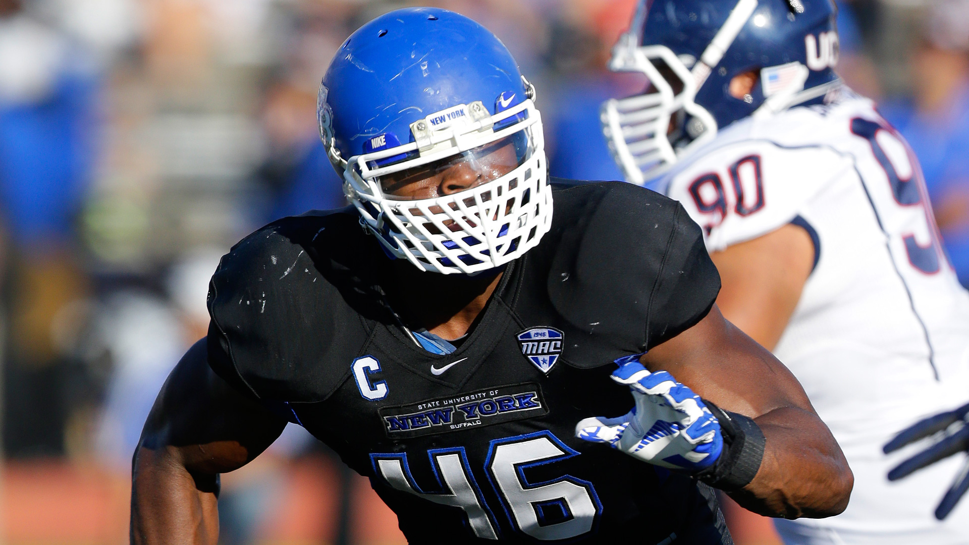 2014 NFL Draft -- Raiders select Khalil Mack with No. 5 pick