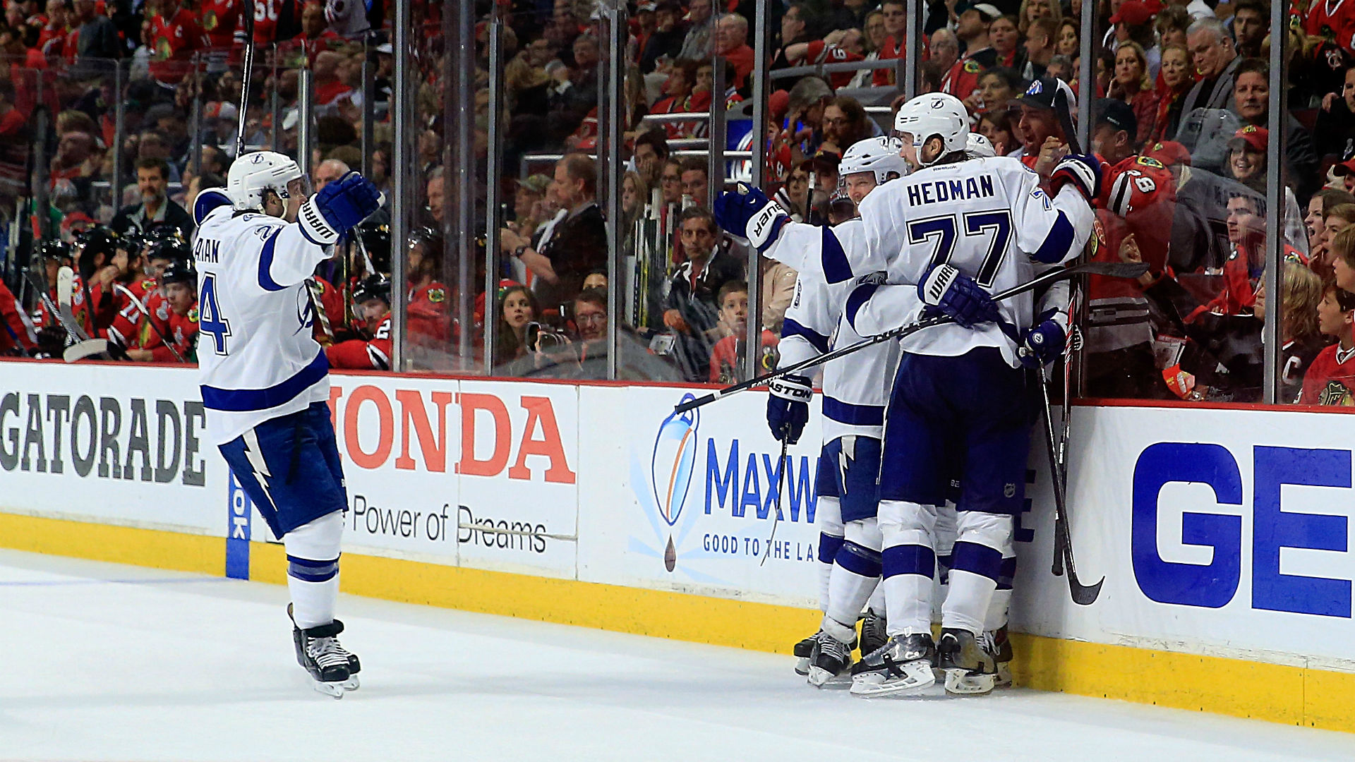 Stanley Cup Finals Game 4 odds and betting analysis — Lightning in control