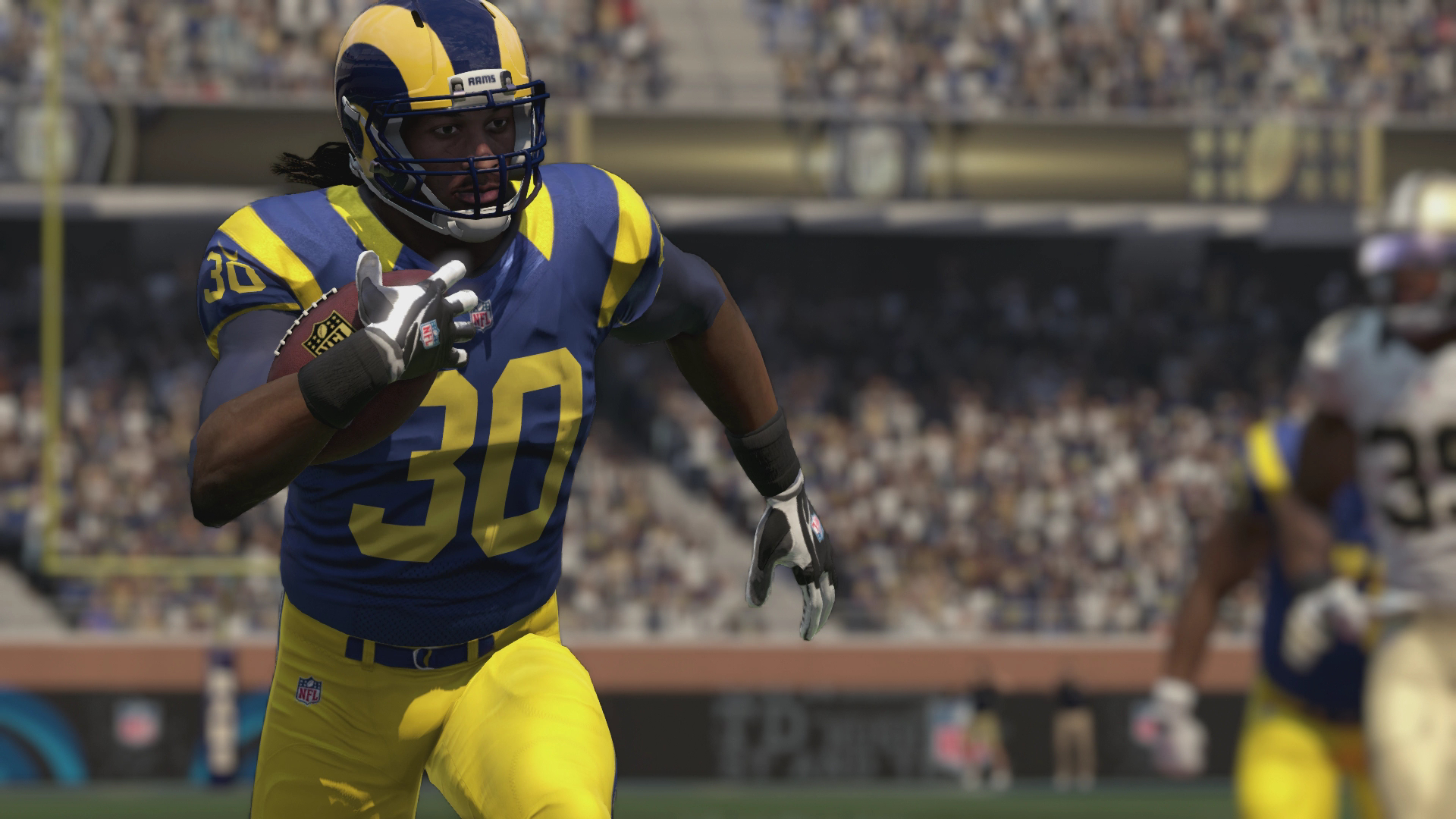 Los Angeles Rams Todd Gurley Madden NFL 16