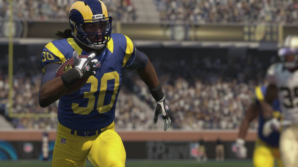 how to move the rams to los angeles in madden nfl 16 nfl