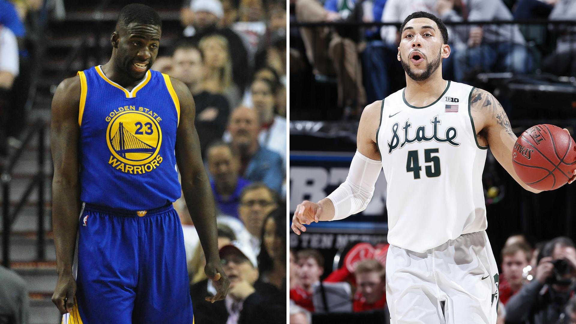 Denzel Valentine's NBA Draft stock is riding on 'big ...