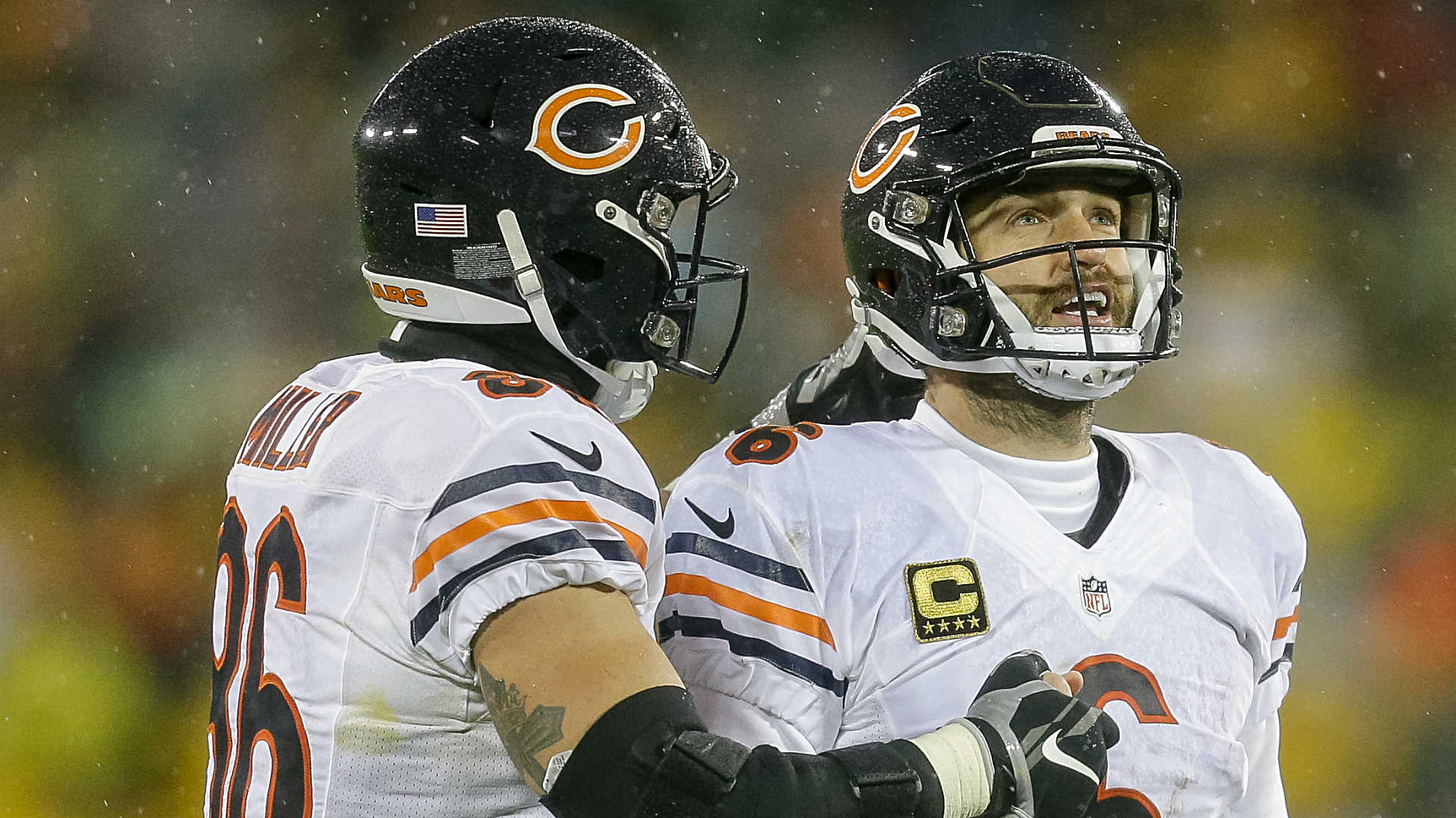 At Last Bears Arent Lost With Jay Cutler Vs Packers Aaron Rodgers