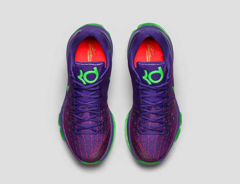 factory price 7983e 2d59e Nike unveils Kevin Durant s new shoe, the KD 8   Sporting News