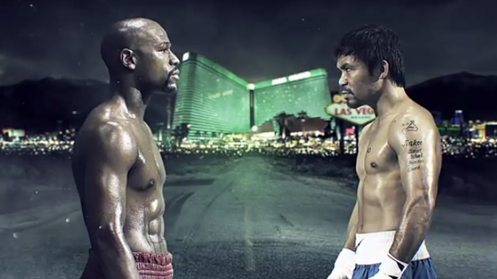 Win Mayweather-Pacquiao tickets, trip to Vegas at FanDuel