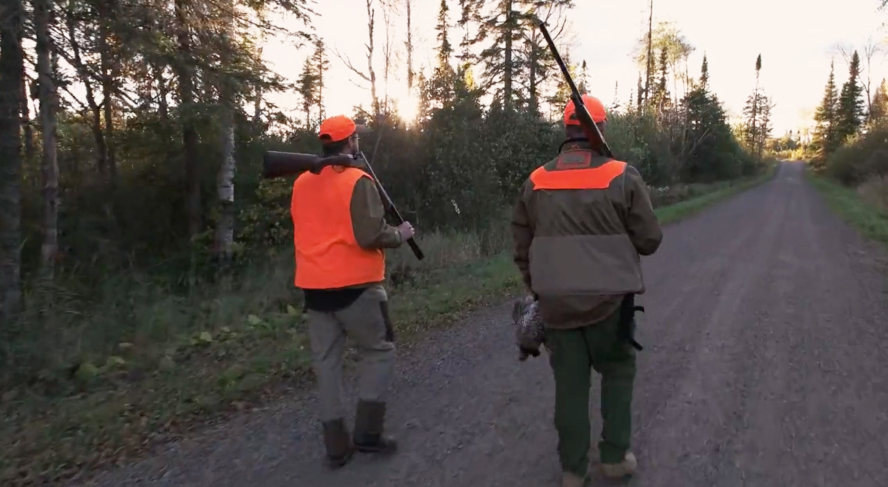 sportsmen for the boundary waters,flush in the wild