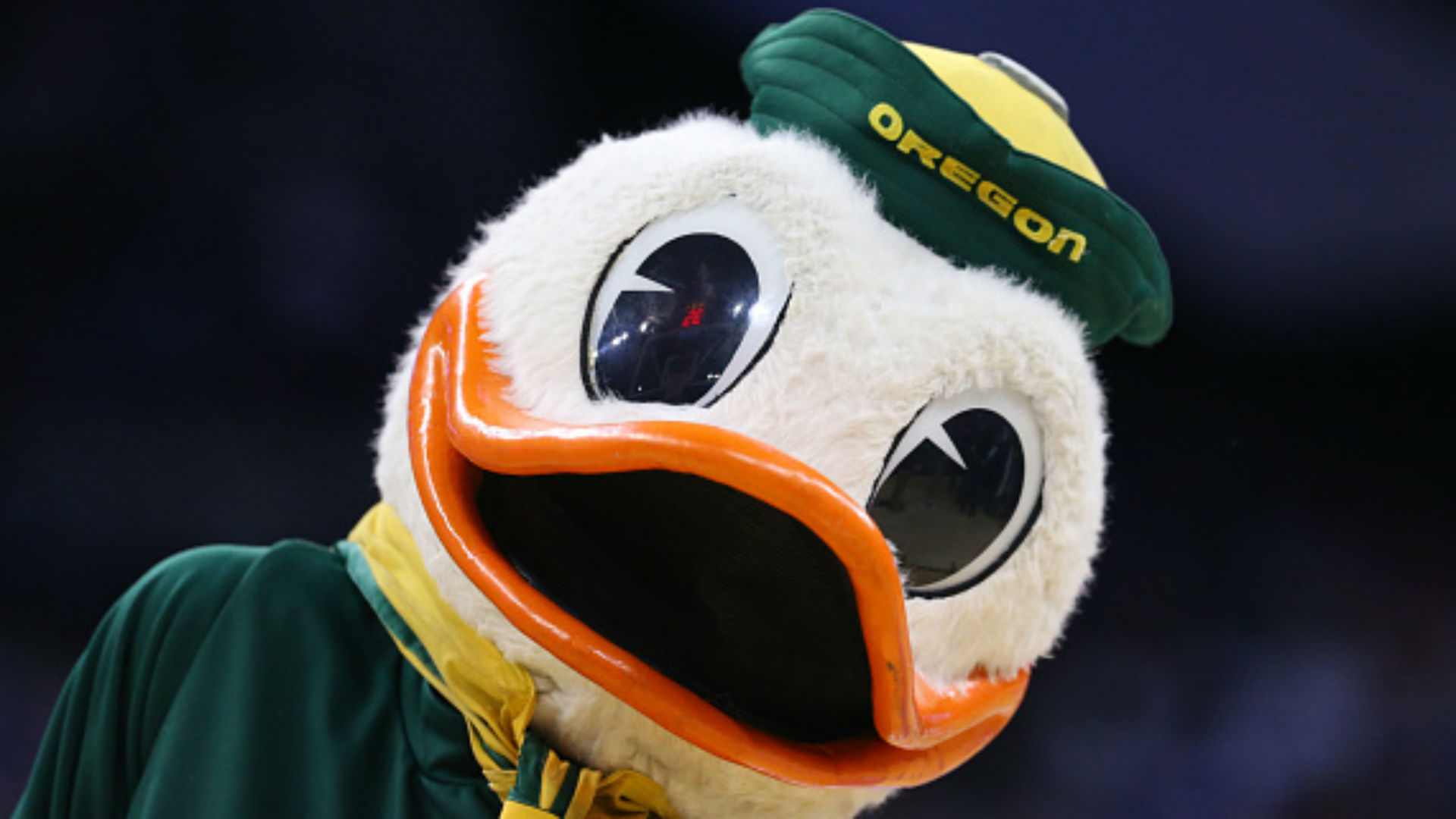 Oregon's mascot disses USC's Steve Sarkisian after dig at Ducks uniforms