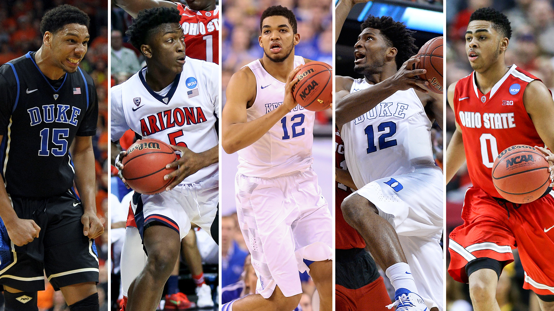 players in the nba draft