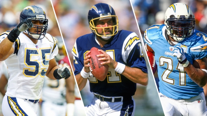 Best Players In San Diego Chargers History Sporting News