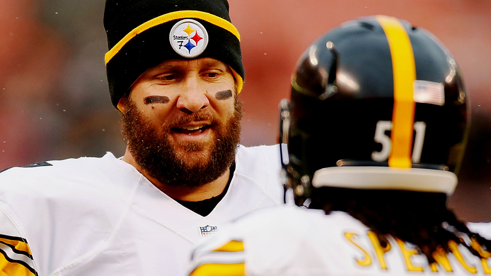 Ben Roethlisberger's knee injury not yet reason for Steelers to ...