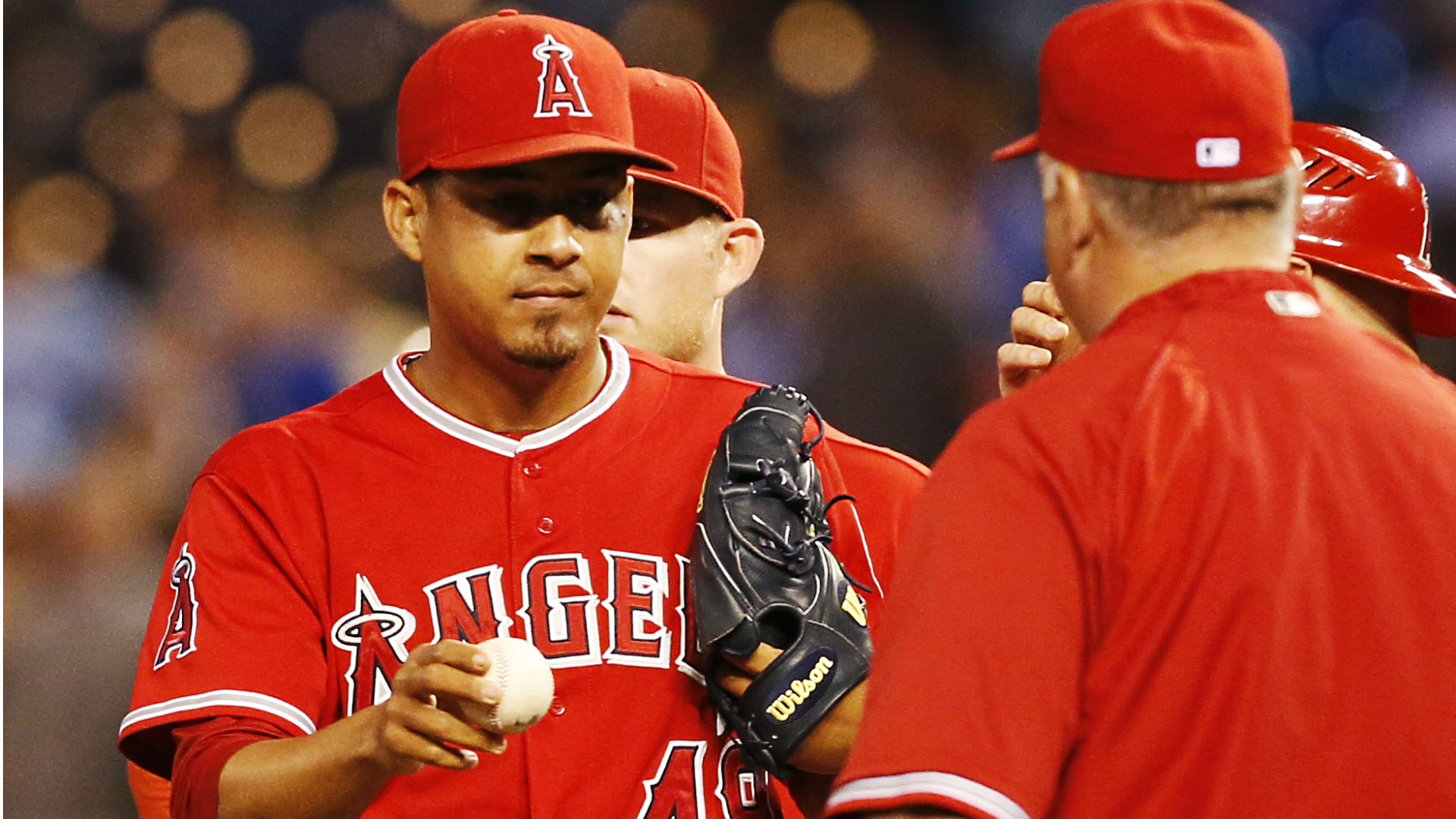 Closer Watch: Angels' Frieri putting fantasy baseball owners through hell