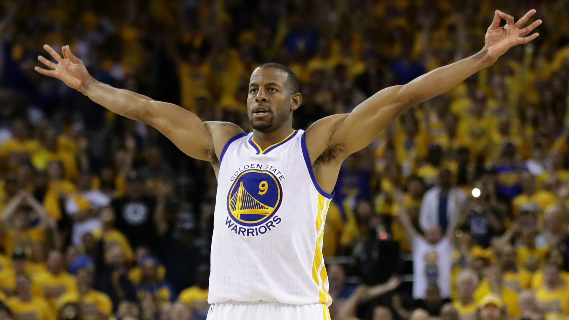 Andre Iguodala is ready to clamp down on LeBron James ...