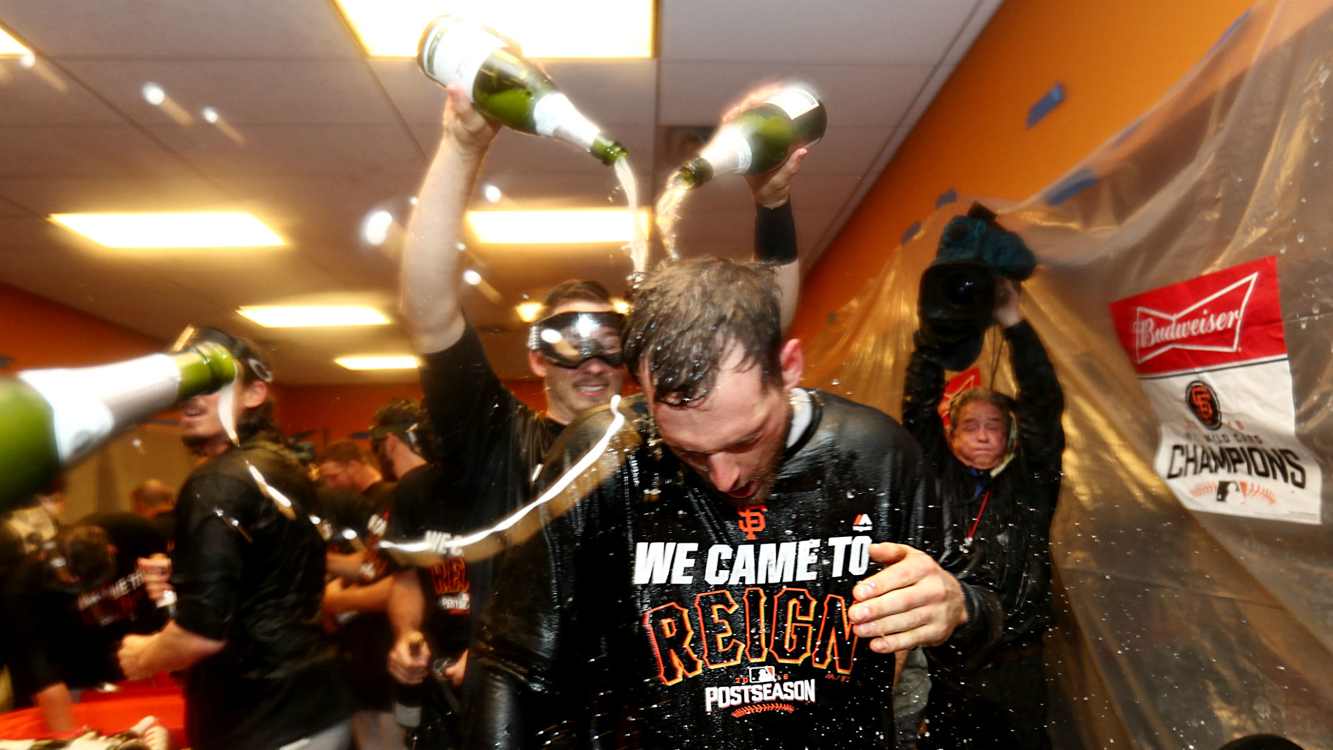 Bumgarner, Gillaspie Lead Giants Past Mets, Advance To NLDS