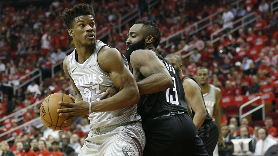 NBA trade rumors  Should Rockets go all-in on Jimmy Butler   f962b06f4