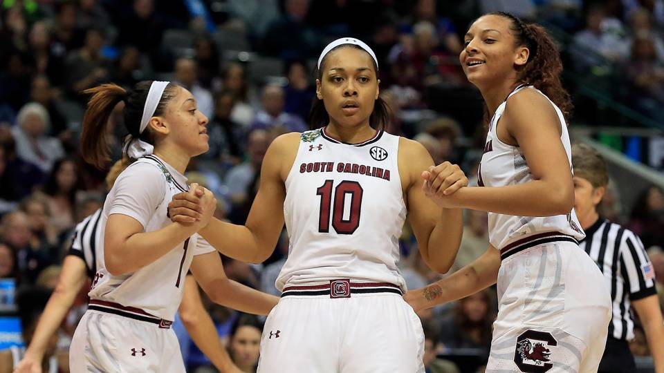 NCAA women's championship: South Carolina beats ...