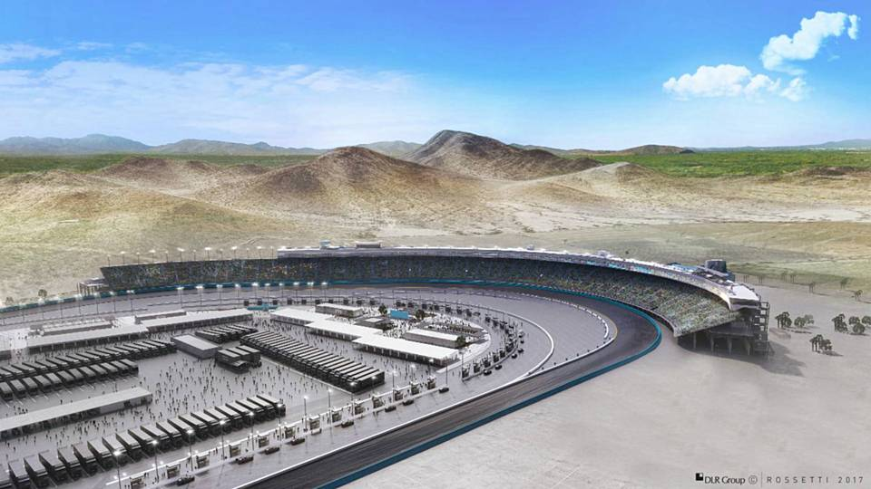 Phoenix Raceway Unveils 178 Million Renovation