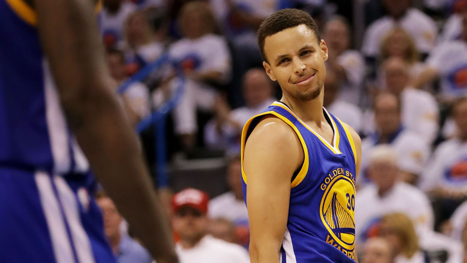 Stephen Curry says 'the series isn't over', but it sure is close | NBA | Sporting News