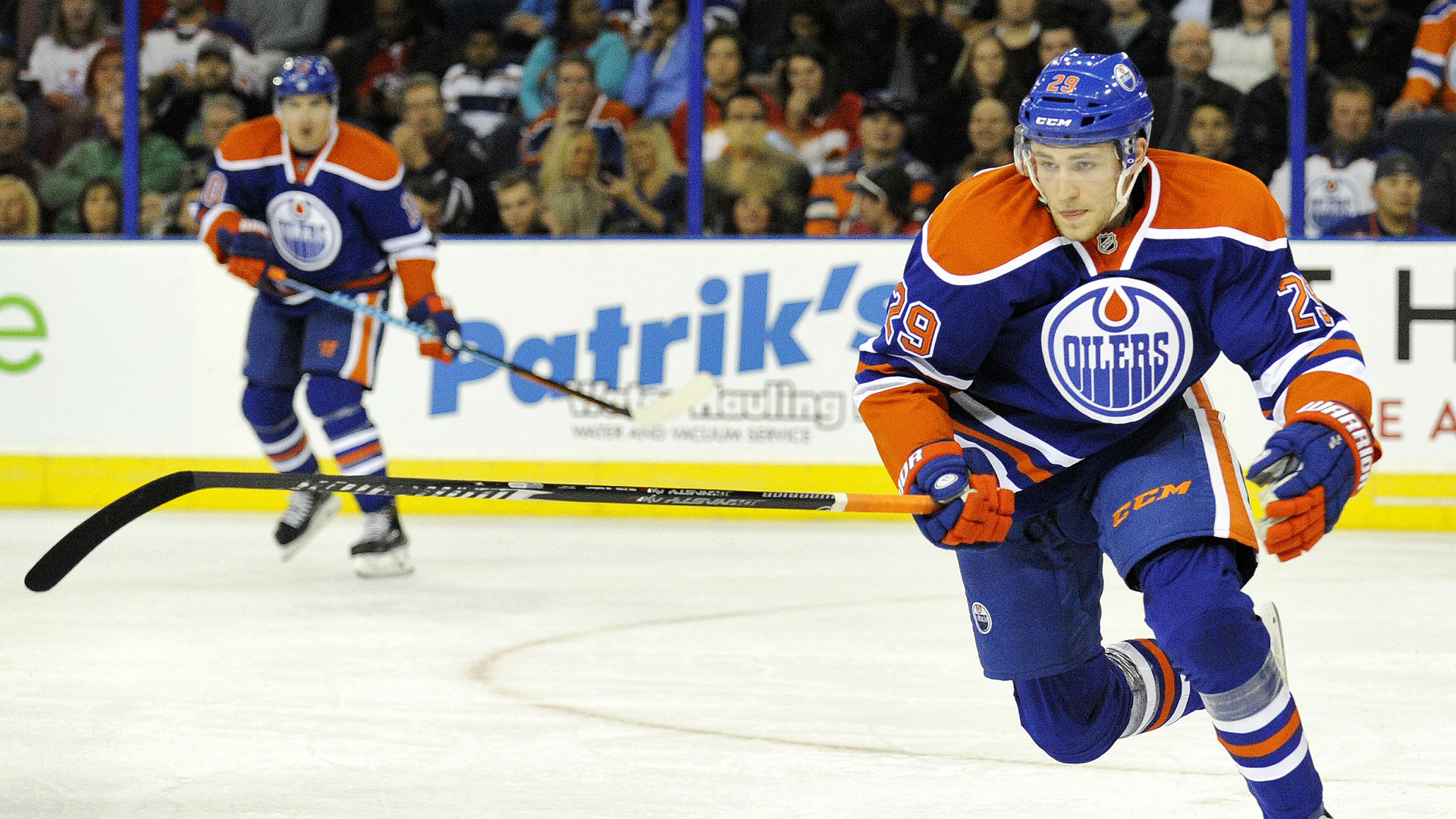 Oilers, Draisaitl agree to eight-year deal