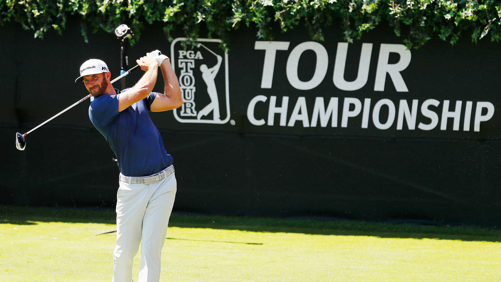 pga tour championship leaderboard  live scores from east