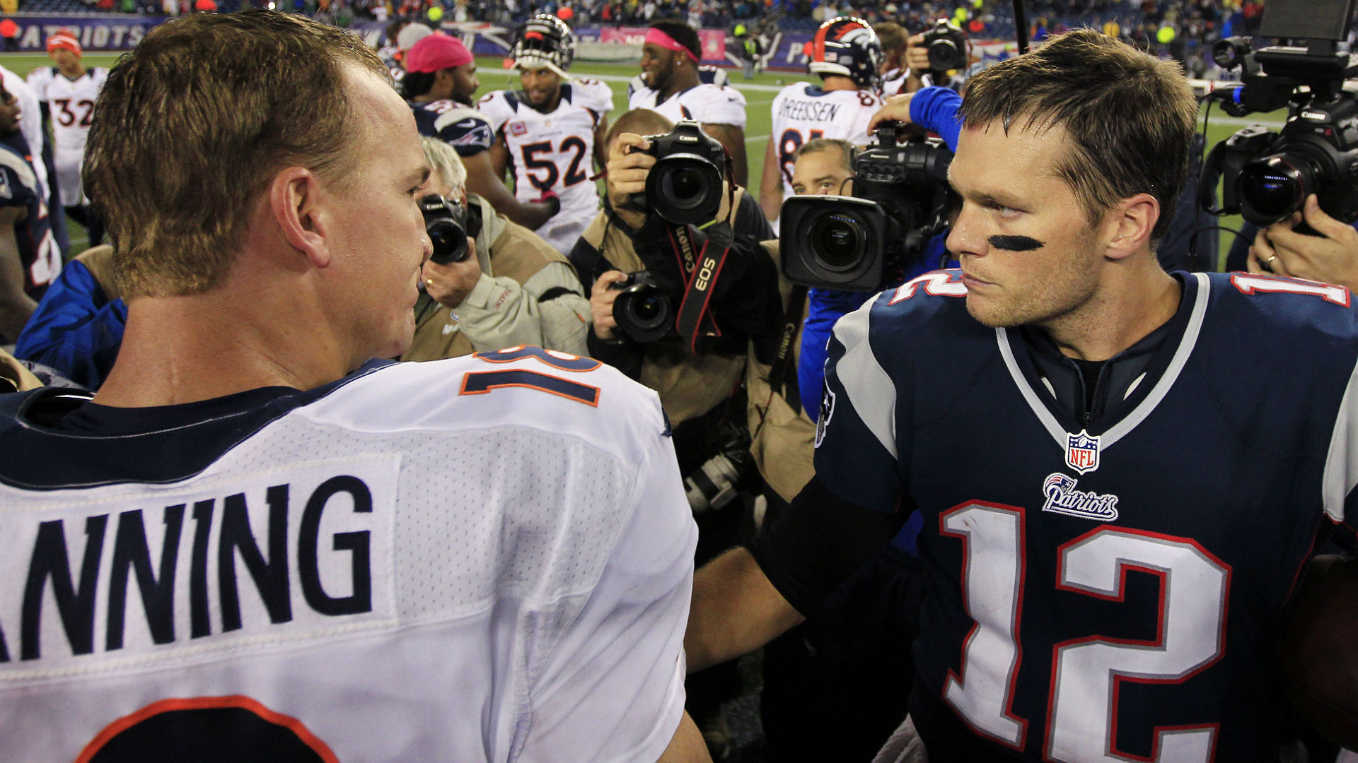 Featured fantasy football matchup: Broncos at Patriots