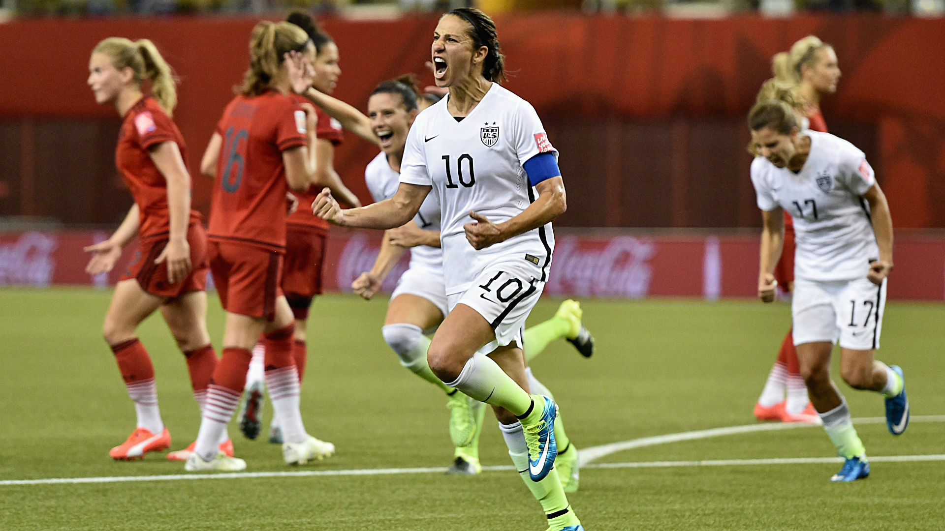 USA vs Germany: Live updates from the 2015 Women's World Cup