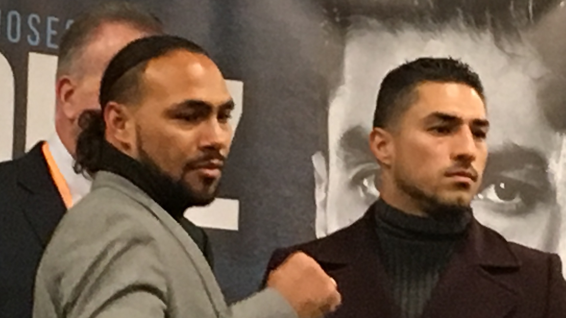 Keith Thurman plays a game of 'One Time' with Sporting News