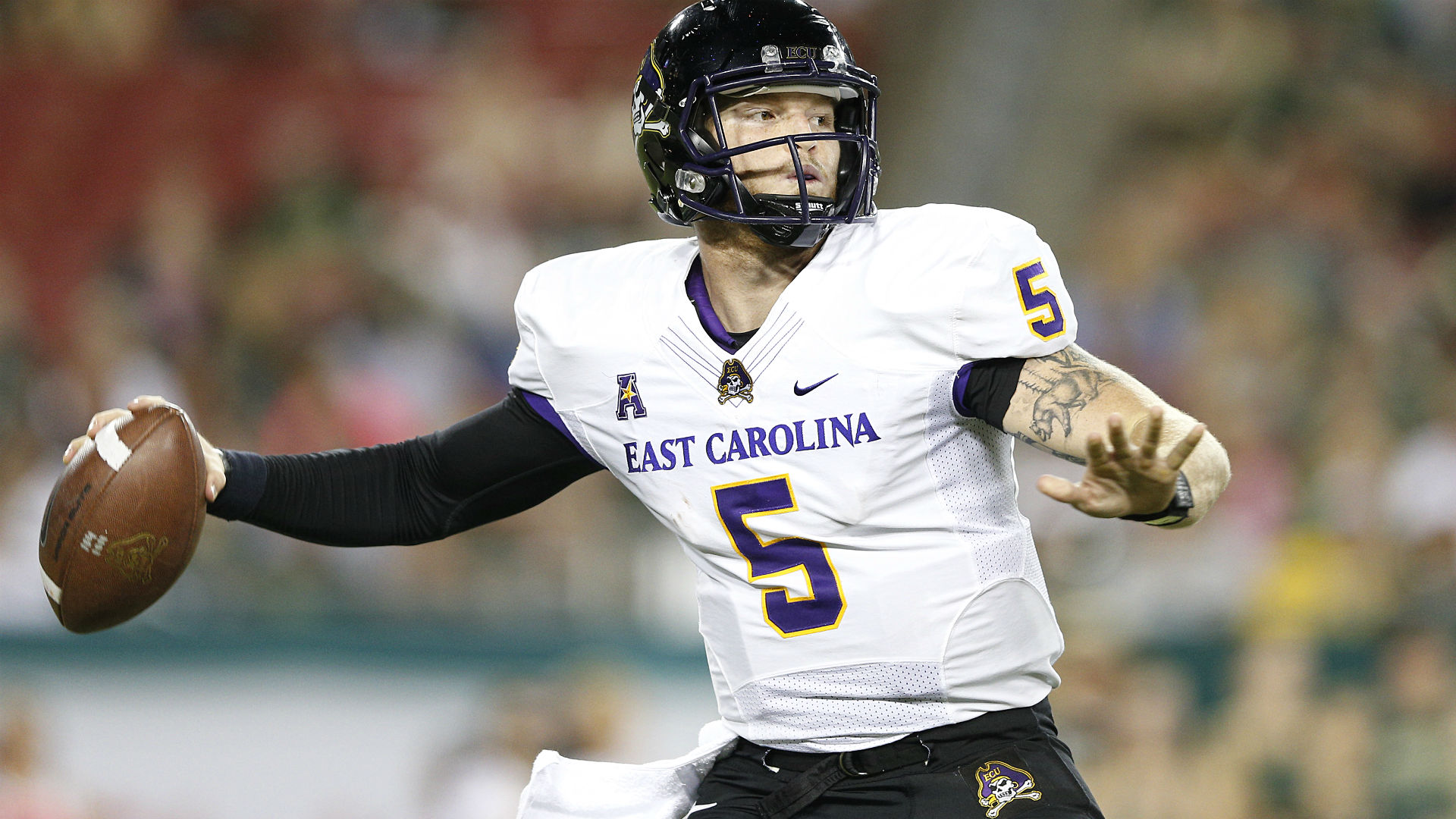 East Carolina vs. Florida betting lines and pick – Pirates bring one of nation's top offenses to Birmingham Bowl