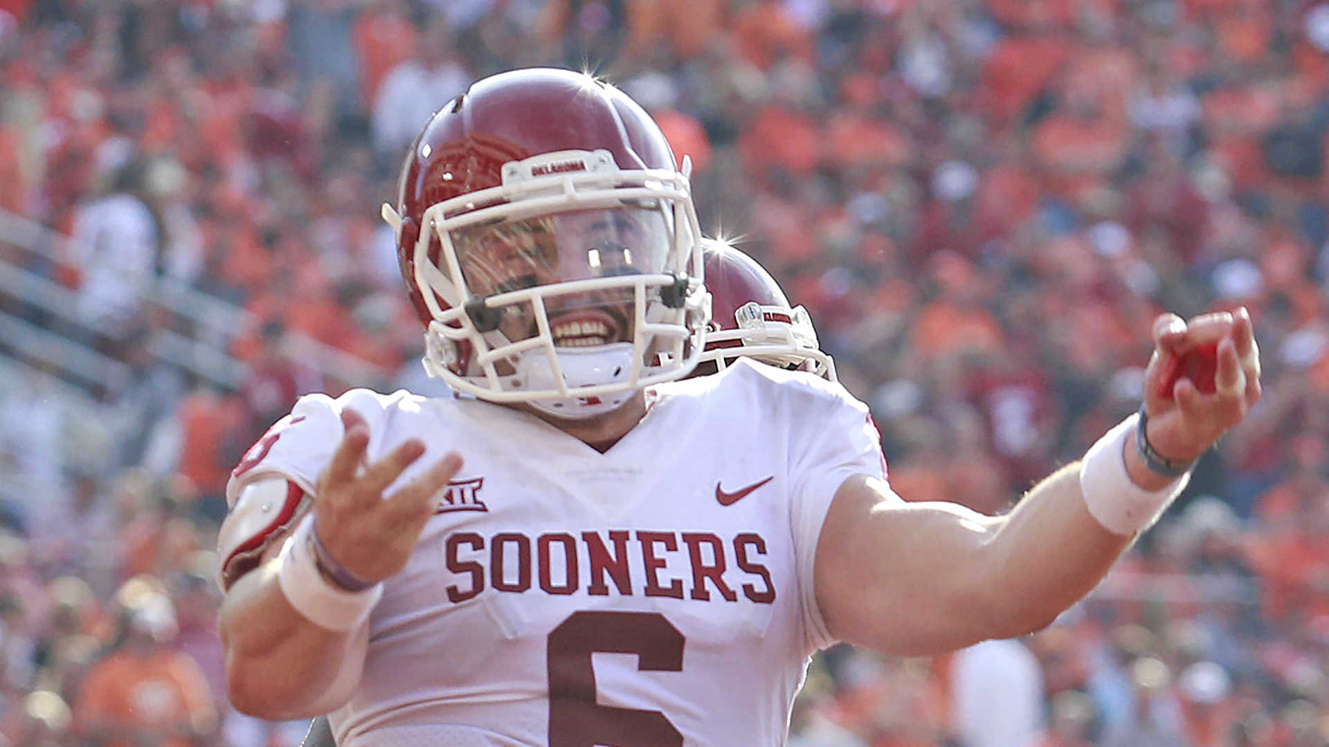 Senior Bowl 2018: Baker Mayfield to play little, if at all, agent says