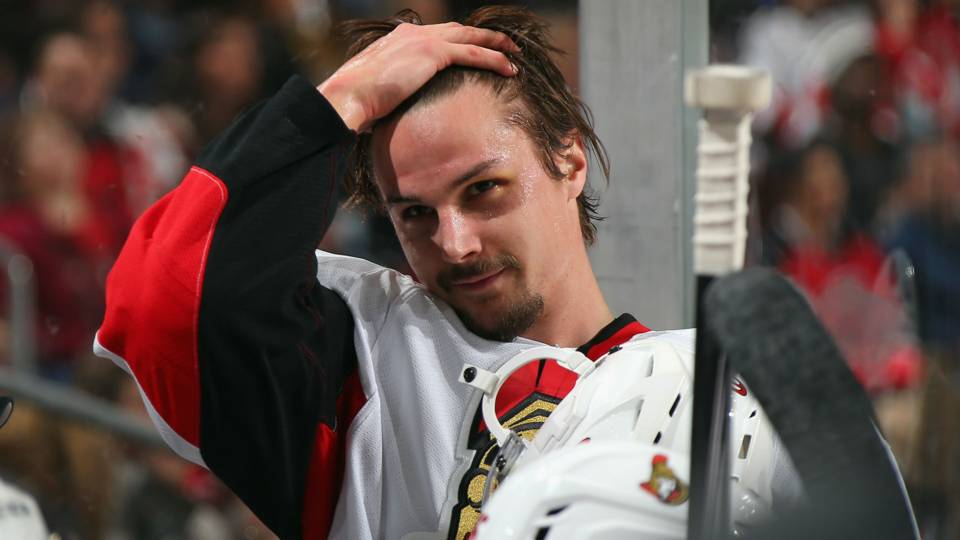 NHL Draft rumors: Erik Karlsson's moving day a mystery; Sabres eye another top-five pick for Ryan O'Reilly