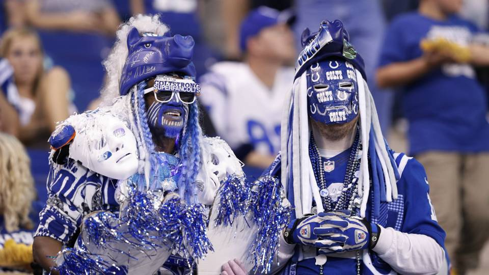 The Colts' bad motto has started a war between NFL teams ...
