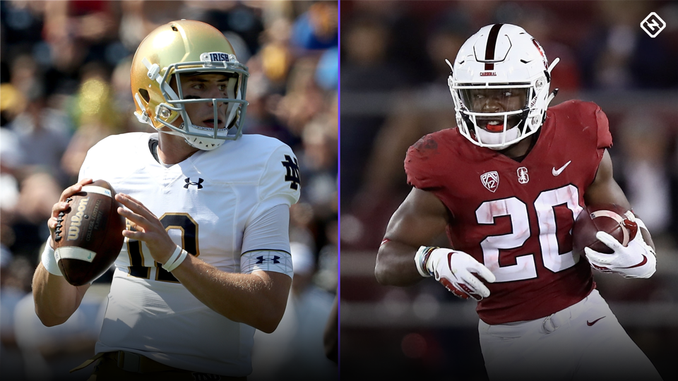 College Football Picks Week 5 Stanford Notre Dame Could Be