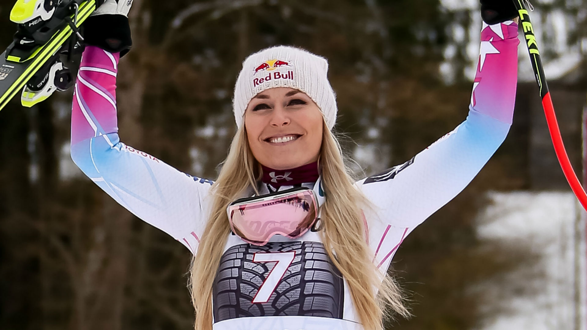 Lindsey Vonn: Lindsey Vonn At The 2018 Winter Olympics: How To Watch