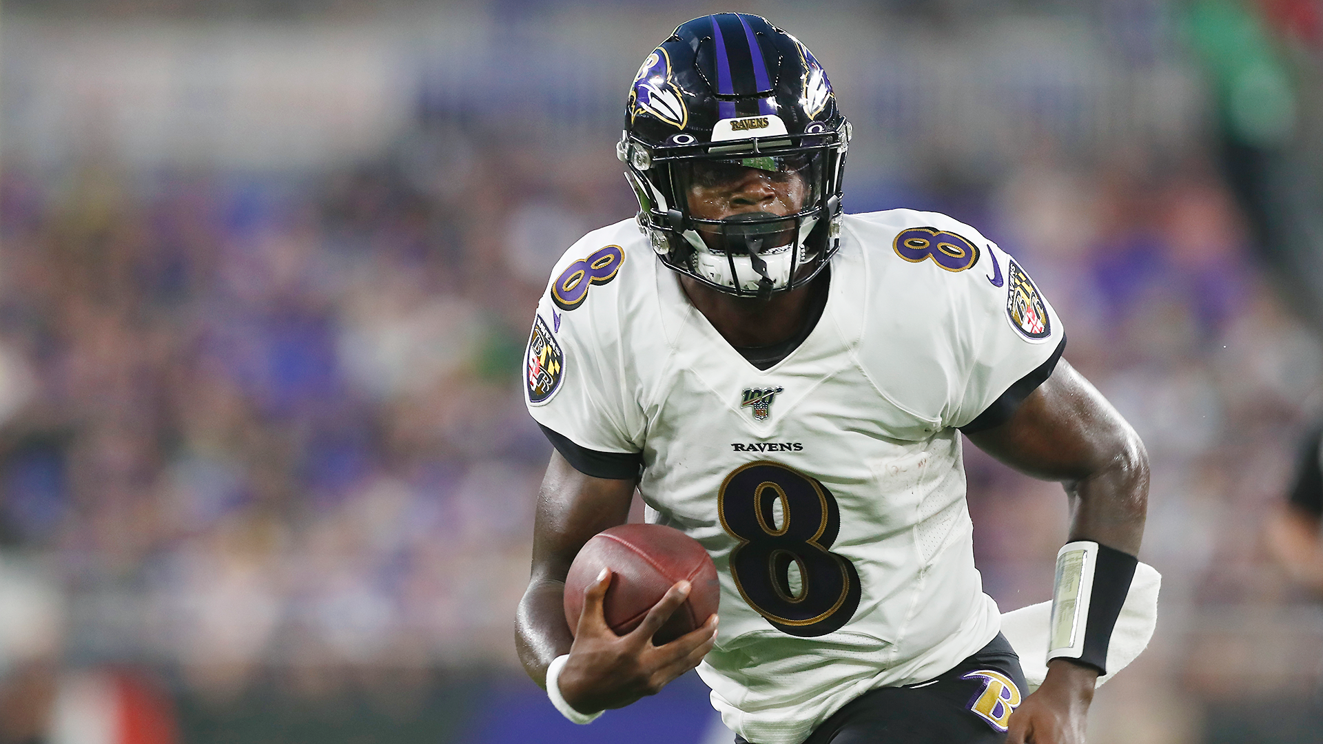 How exactly do the Ravens plan to use Lamar Jackson in 2019?