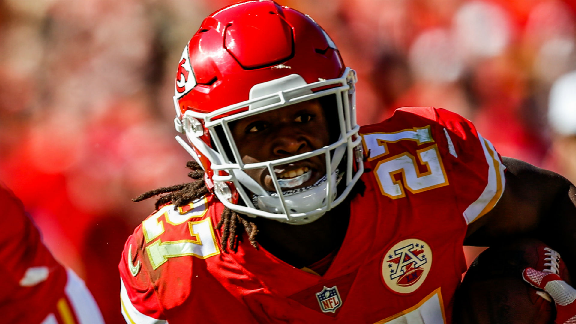 Patrick Mahomes addresses Kareem Hunt after Chiefs win